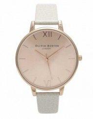 Olivia Burton Big Dial Mink Rose Gold watch