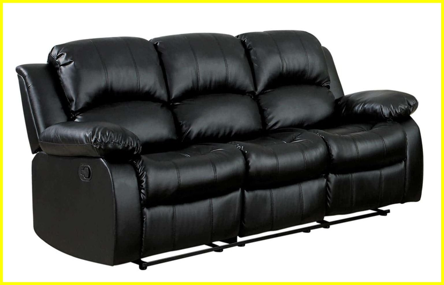 Leather Sofa Bed An Elegant Extra Bed At Home Darbylanefurniture Com In 2020 Sofa Bed Brown Comfortable Futon Faux Leather Sofa