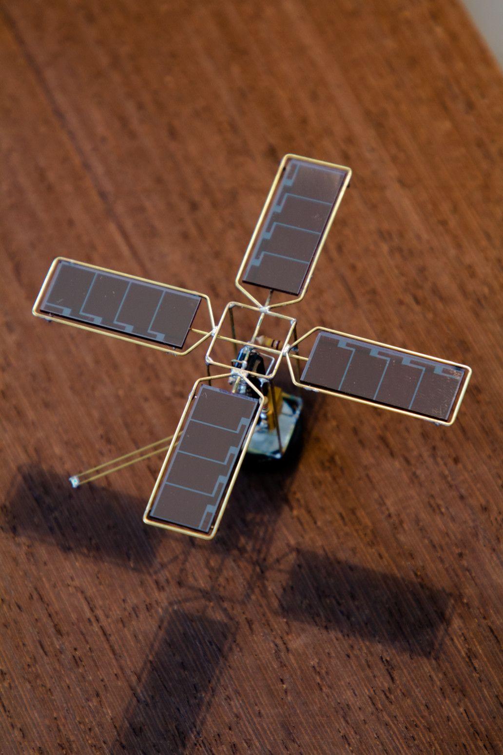Quad Satellite