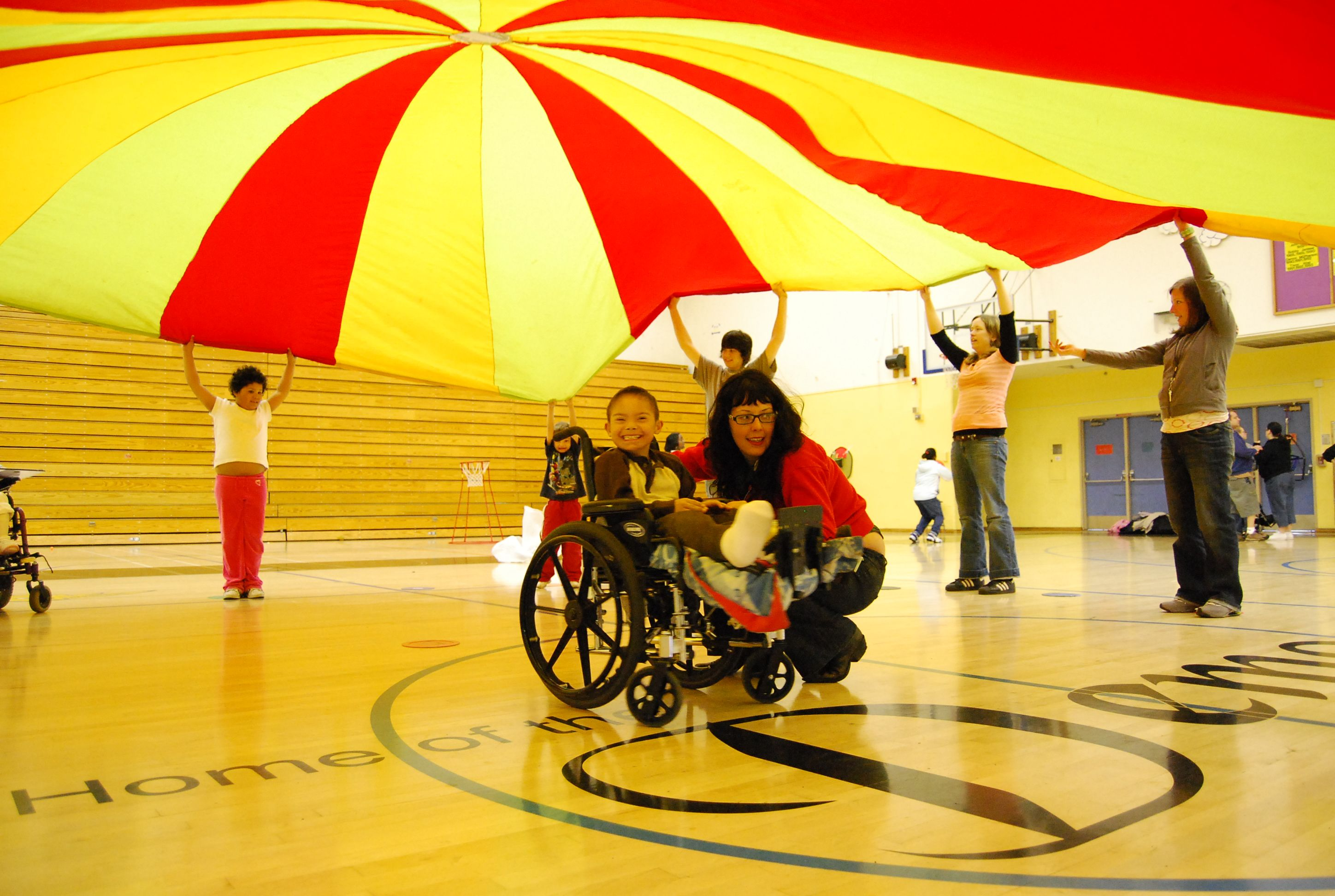 This Website Includes Typical School Physical Education