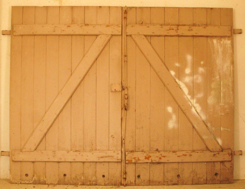 Garagentor Doppelflügel Ddr Ingelheim Alte Türen