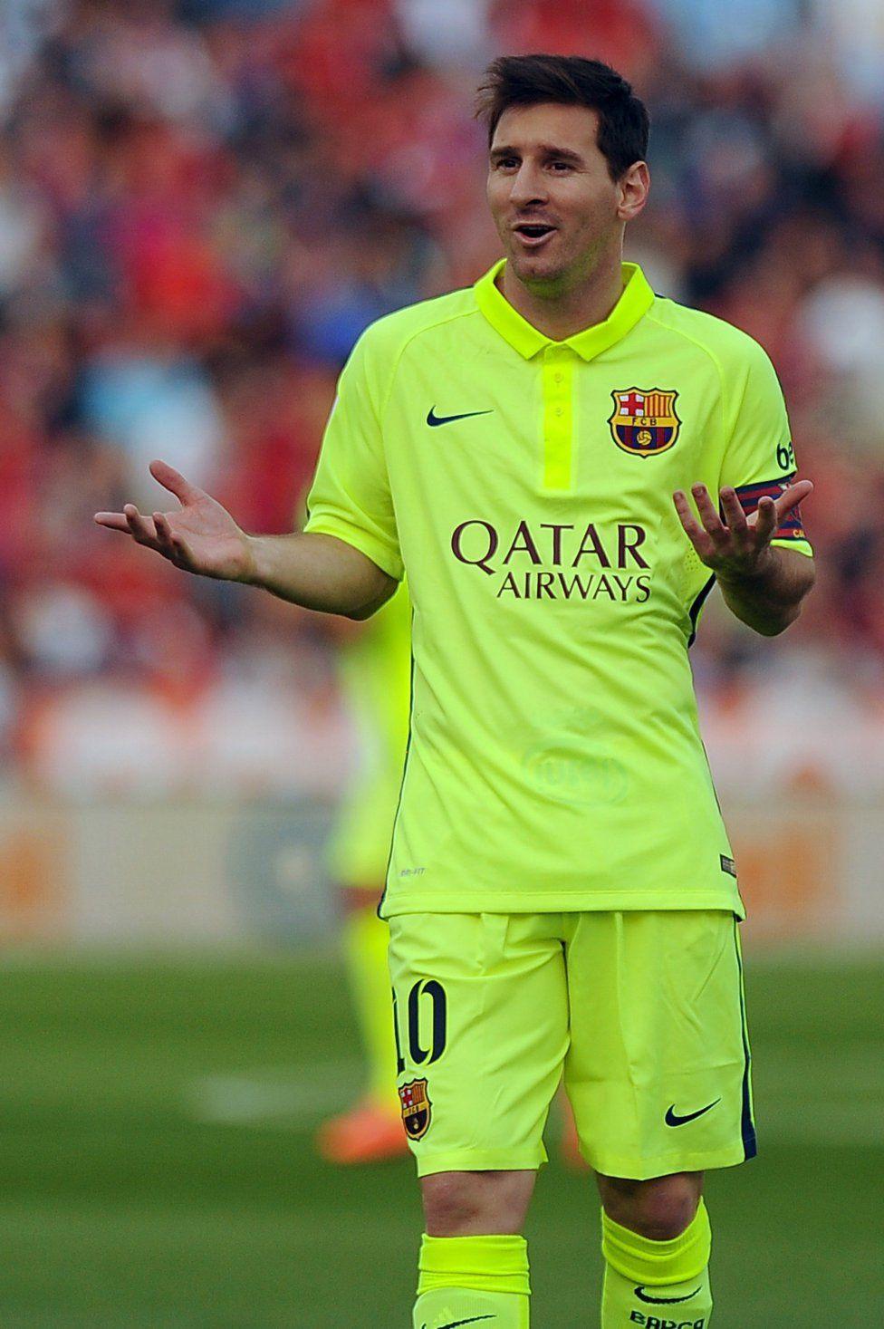 Las Imagenes Del Almeria Barcelona Fotogaleria Album As Com Lionel Messi Messi Lionel Messi Barcelona