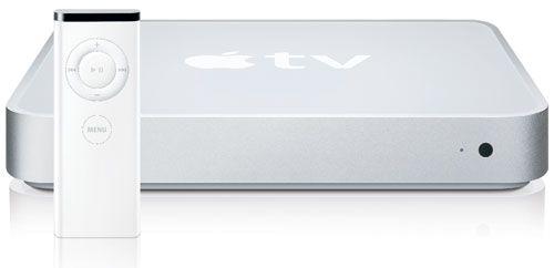 Apple Tv Ontwerp