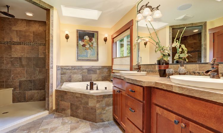 materials best bathroom flooring options for indian homes the and