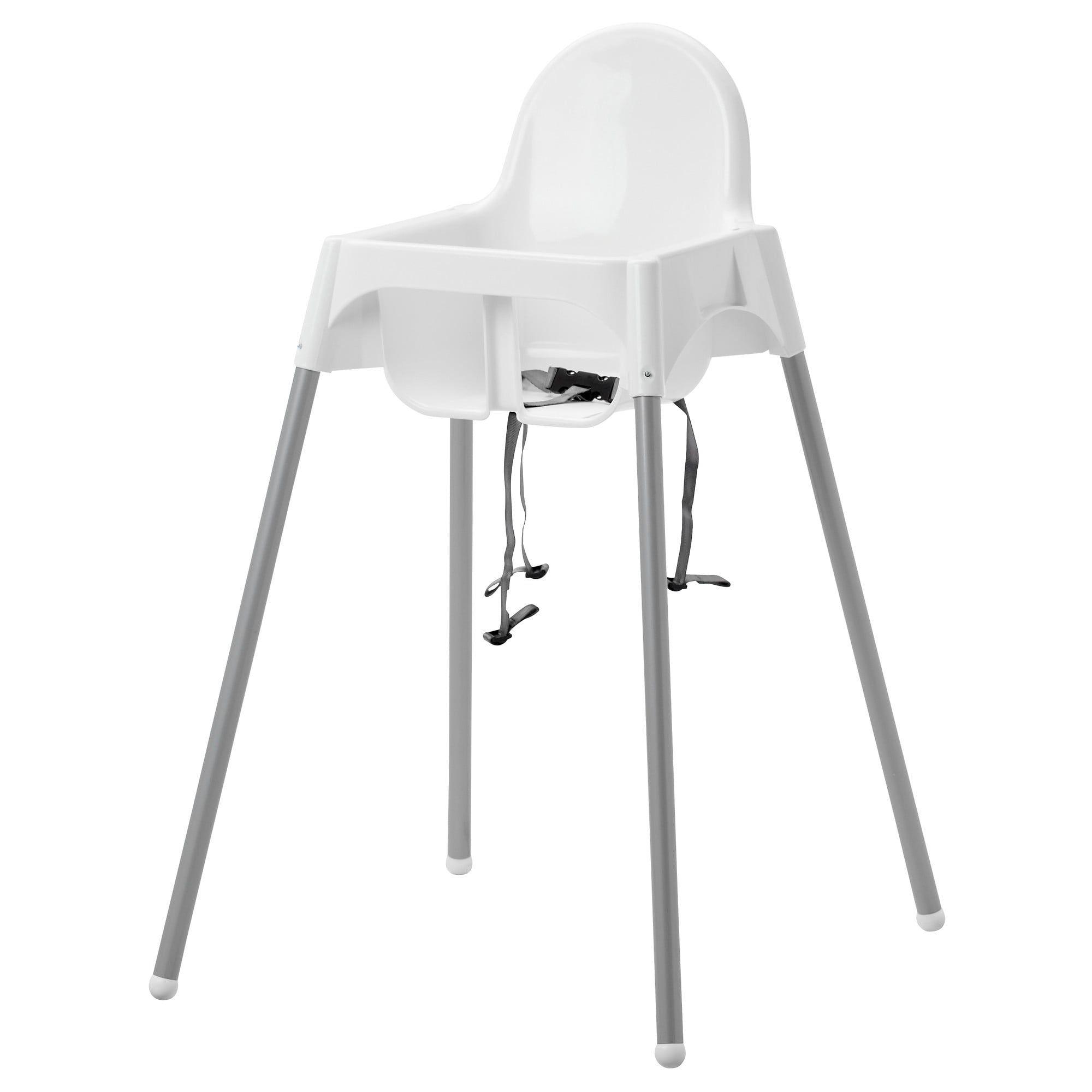 haute Chaise argent ceinture avec blanccouleur ANTILOP fgb7yvY6