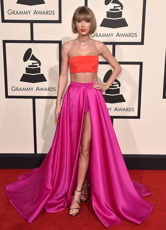 Who Rocked The Red Carpet Best At Last Night\'s Grammy\'s?