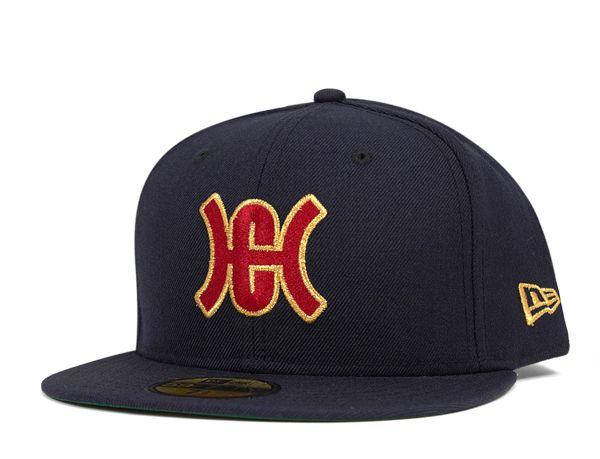best website c71b8 192c2 1958 hiroshima carp navy 59fifty fitted baseball cap new era npb 1