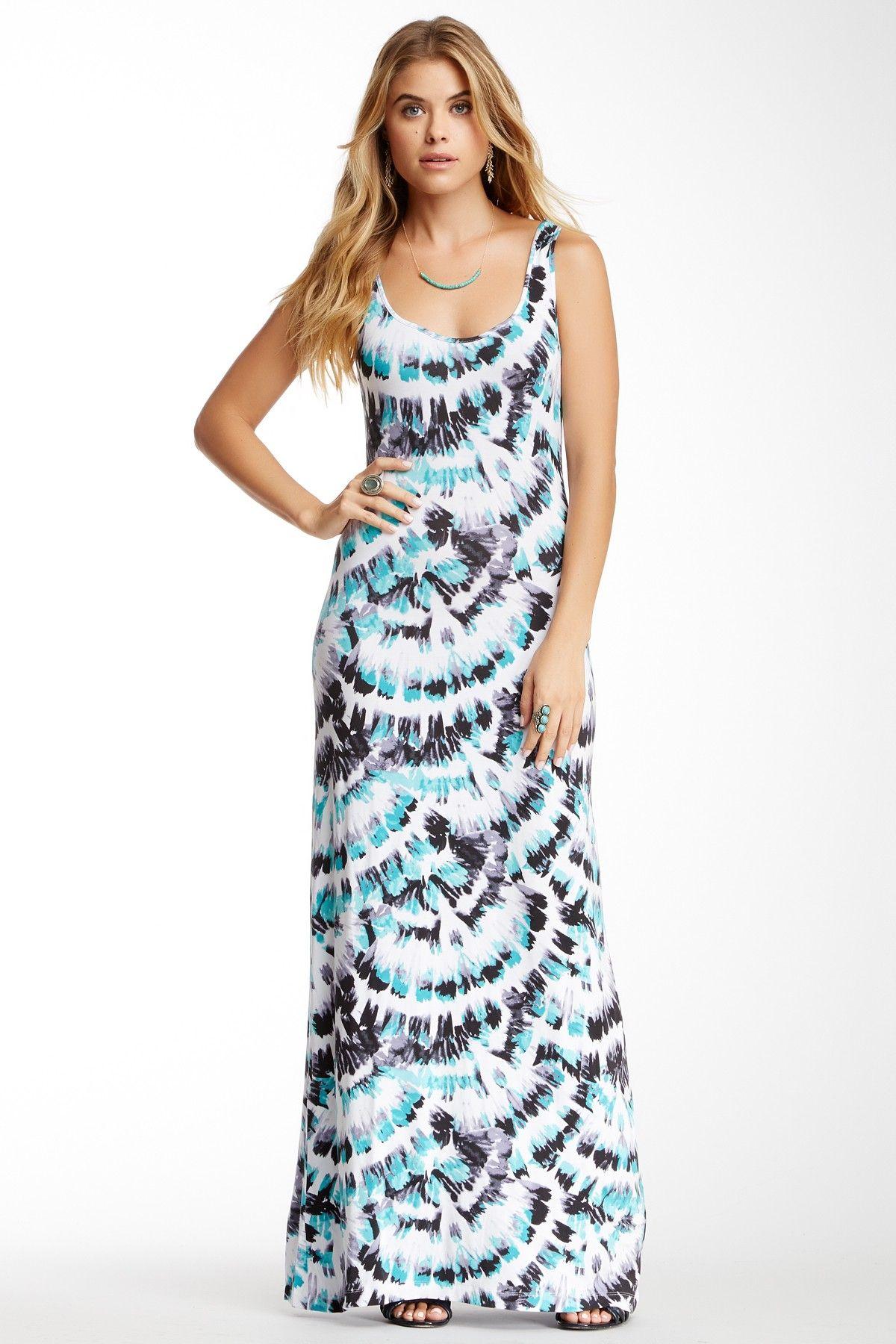 TART | Mary Maxi Dress | Nordstrom Rack | Fashion Statement | Pinterest
