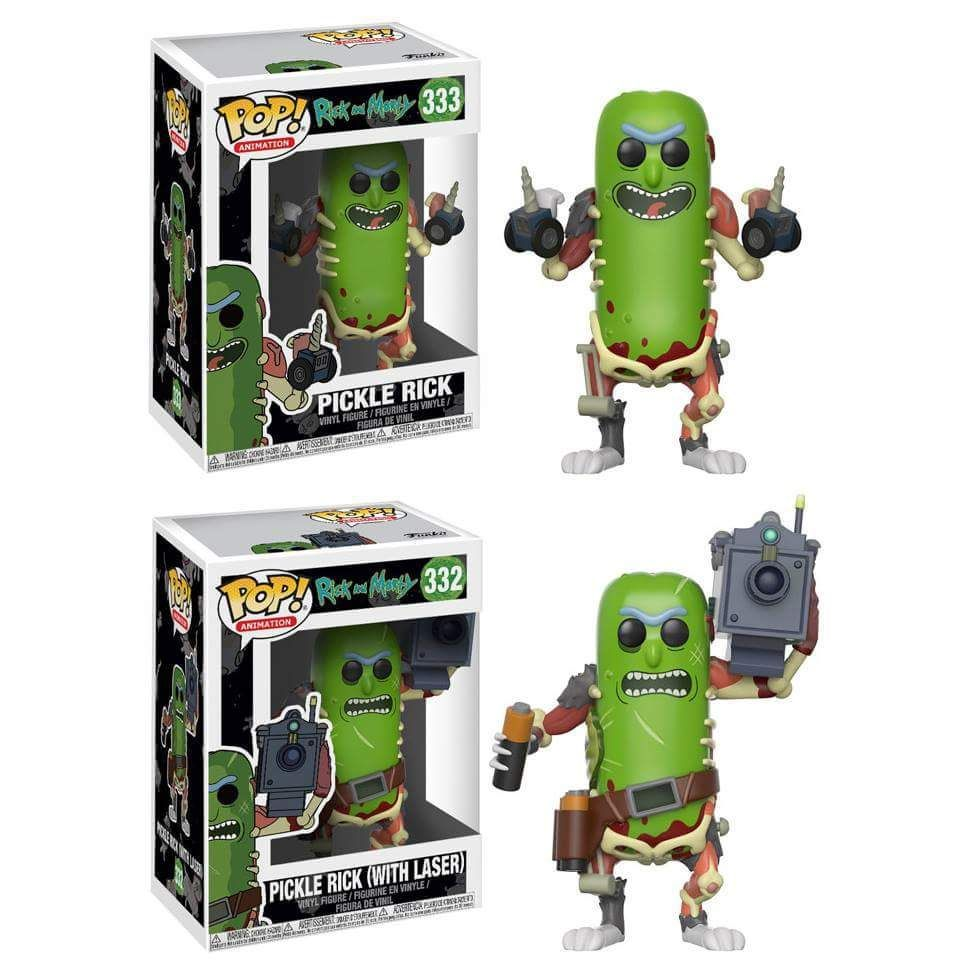 Now Available On Our Website Pickle Rick Funko Check It Out Here Http Dbtoystore Com Products Pickle Rick Funko Pop Anima Funko Pop Rick And Morty Funko