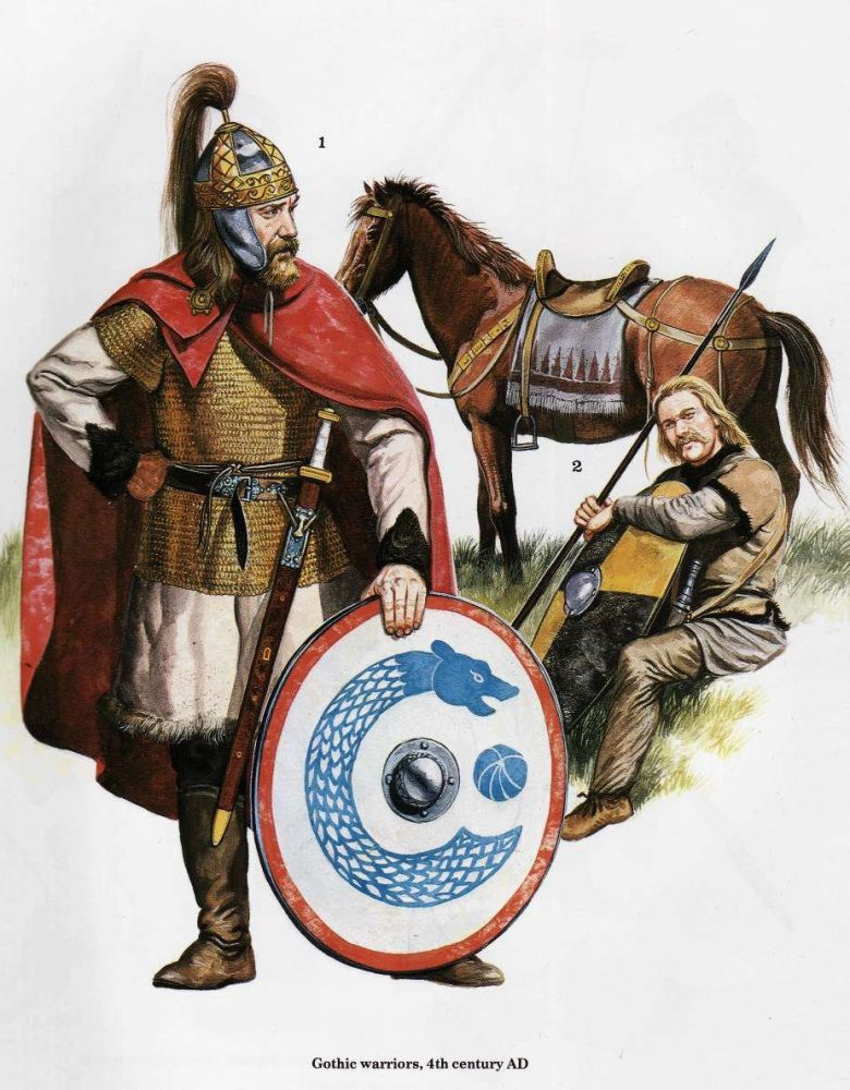 Tripping Through the Gene Pool: Ardaric, King of the Ostrogoths