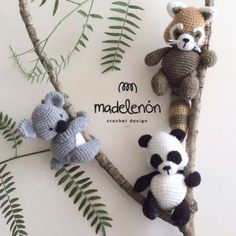 My Jungle 2 amigurumi pattern by Madelenon… | Magan Villa Blog | 236x236