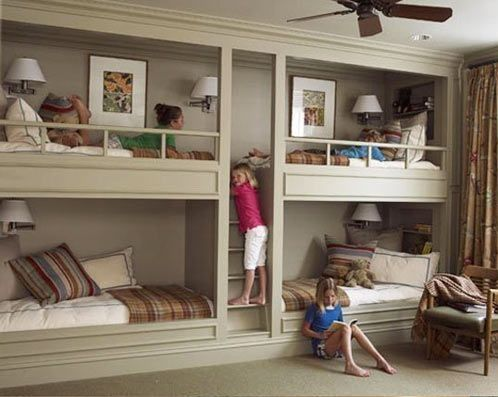 Space saving and so much fun!