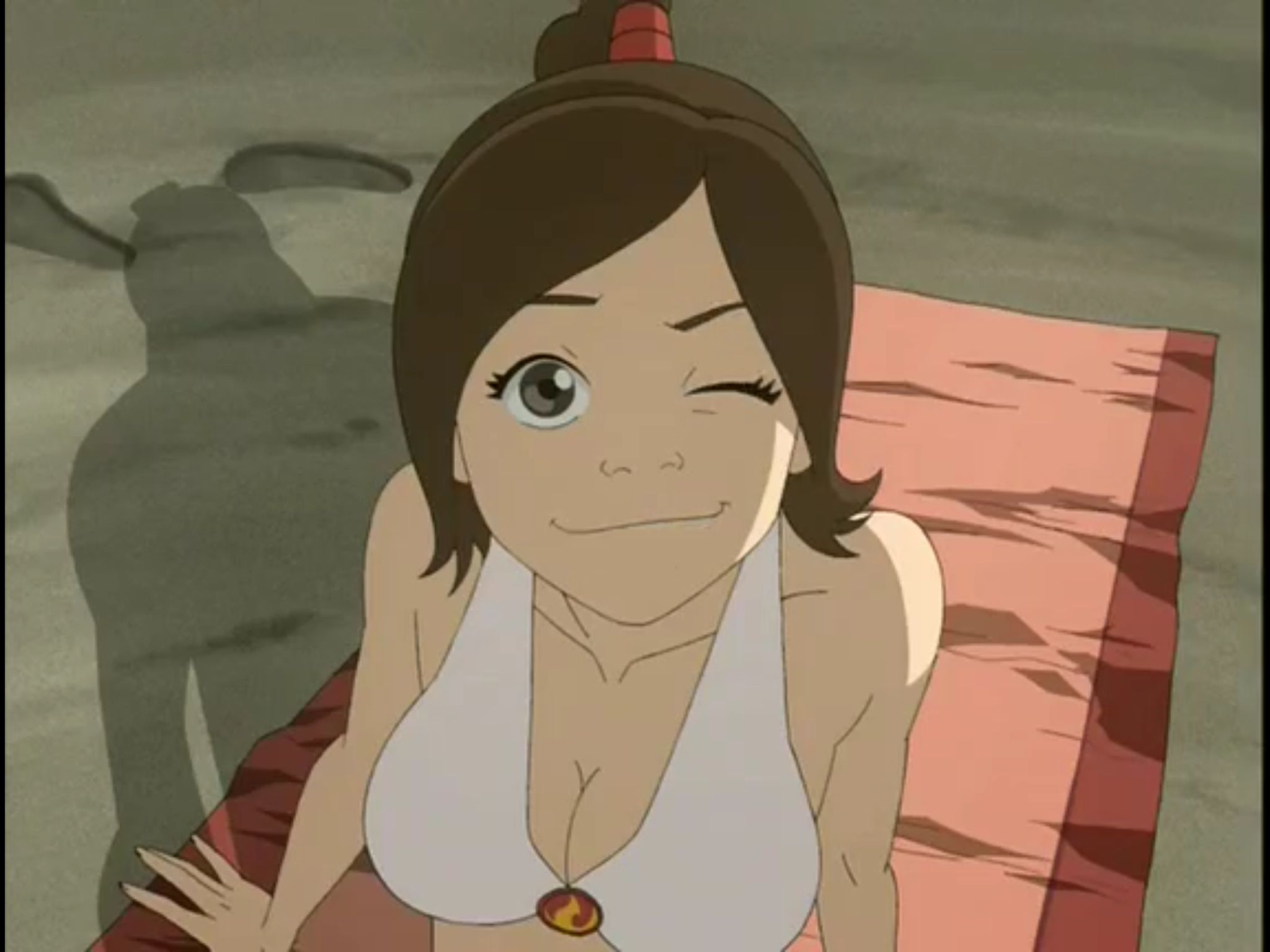 Ty Lee Smiling. - Avatar: The Last Airbender Photo