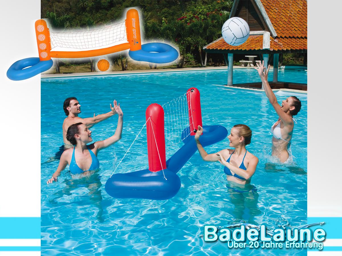 Wasser Volleyball Set-46196011