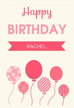 Birthday Greetings Printable Card Customize Add Text And Photos Print For Free