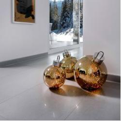 Photo of Ornament Xxl Weihnachtskugel Led Leuchtobjekt Sompex