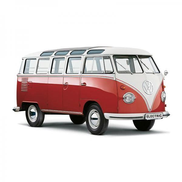 Volkswagen Bus Parts: Volkswagen VW Bus, Type 2, Samba EV Conversion Kit, Regen