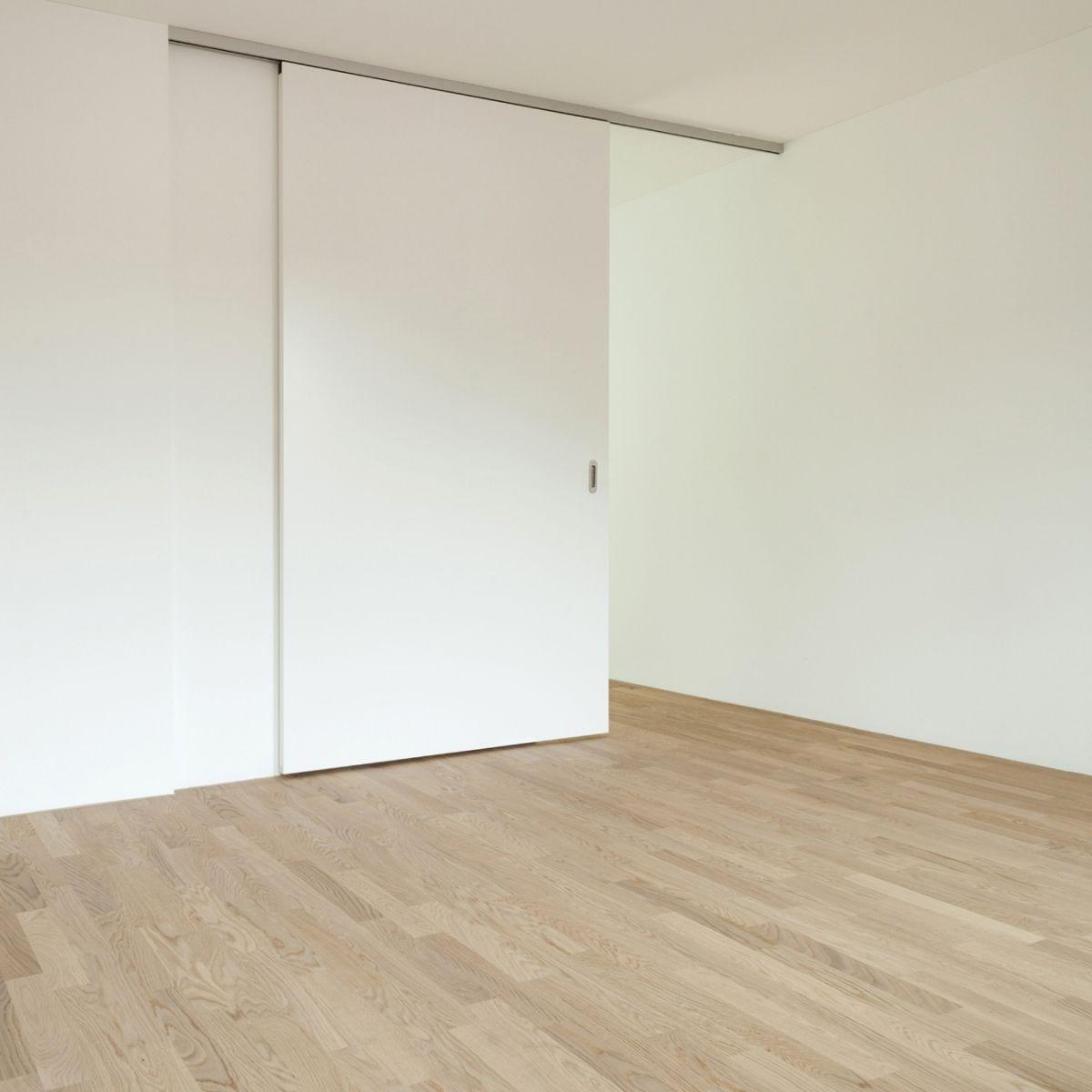 Kamerhoge houten schuifdeur interieur pinterest for Klinken voor binnendeuren