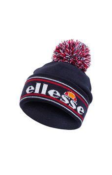 770d92d819a2cf blue monza ellesse beanie 01 | ASOS | Ellesse, Hats, Hats for women