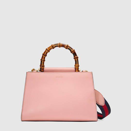 7a55841c03bb Gucci Nymphaea   maroquinerie   Pinterest   Gucci gucci, Top handle ...