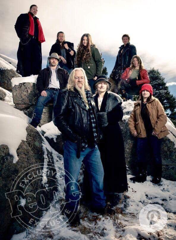 Matt Tonight The Season Premiere Alaskan Bush People