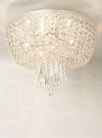 Bhs Ceiling Lights: Veronica Flush - Flush Fitting - Ceiling Lights - Home, Lighting & Furniture,Lighting