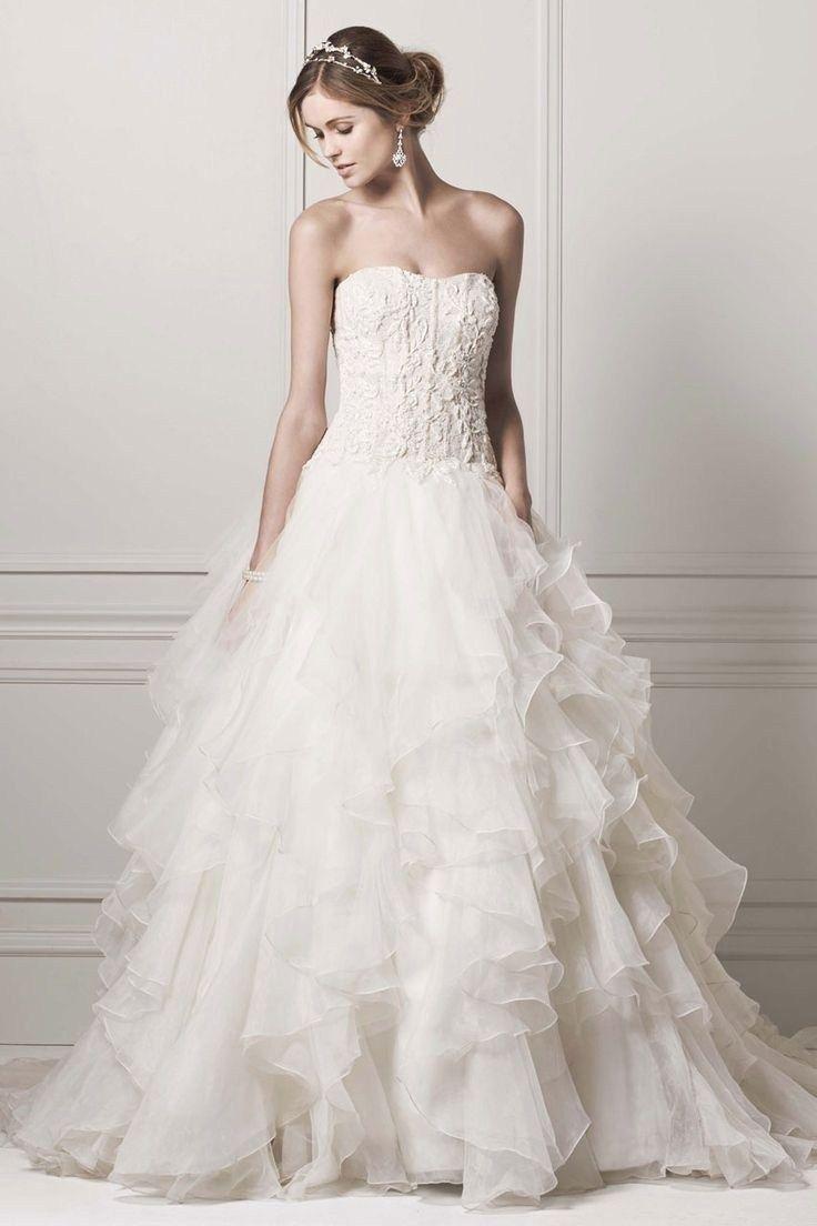 Oleg Cassini Wedding Gowns   wedding ideas   Pinterest   Oleg ...