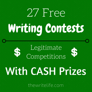 Legitimate essay competitions