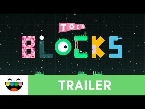 New App Trailer! — Toca Blocks YouTube Elementary or