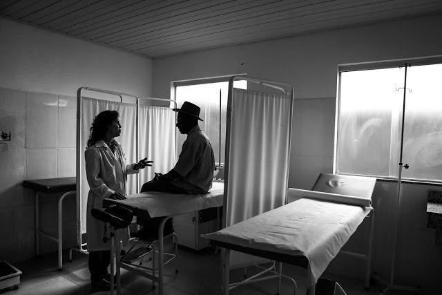 Mais Médicos por Araquém Alcântara