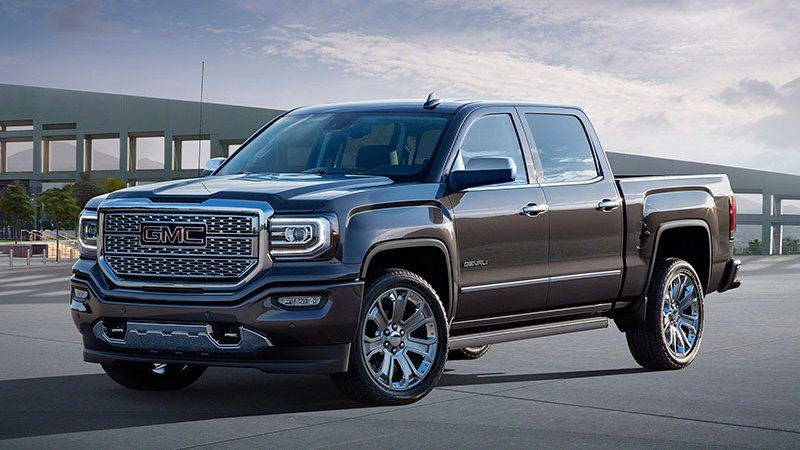2016 Gmc Sierra Denali Ultimate Wants To Take Even More Off The