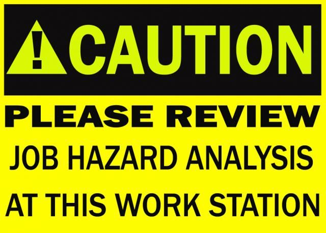 A job safety analysis (JSA) is a procedure which helps integrate - hazard analysis template