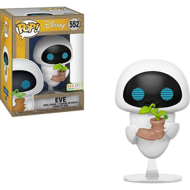 Funko Pop Wall E Earth Day Eve With Boot Exklusiv Bei Mytoys