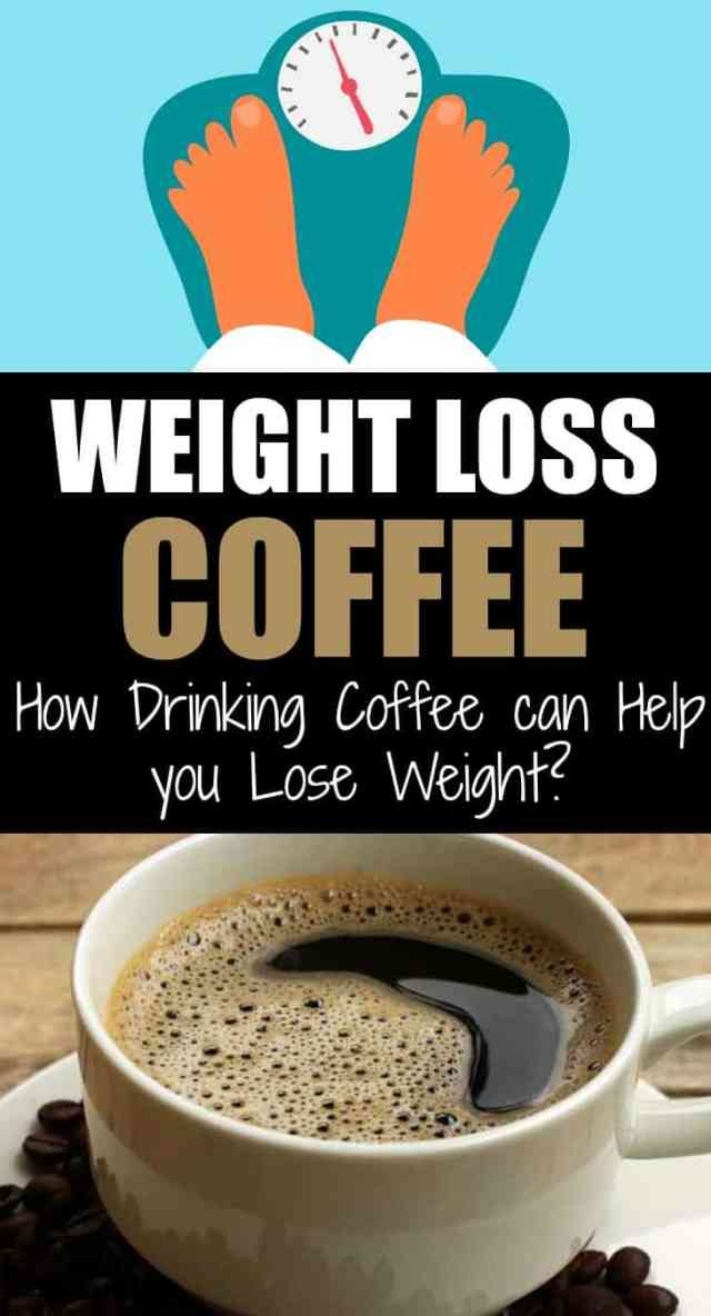 Weight Loss Coffee: How Drinking Coffee Can Help You Lose Weight!!?  #lifehacks  #fitness