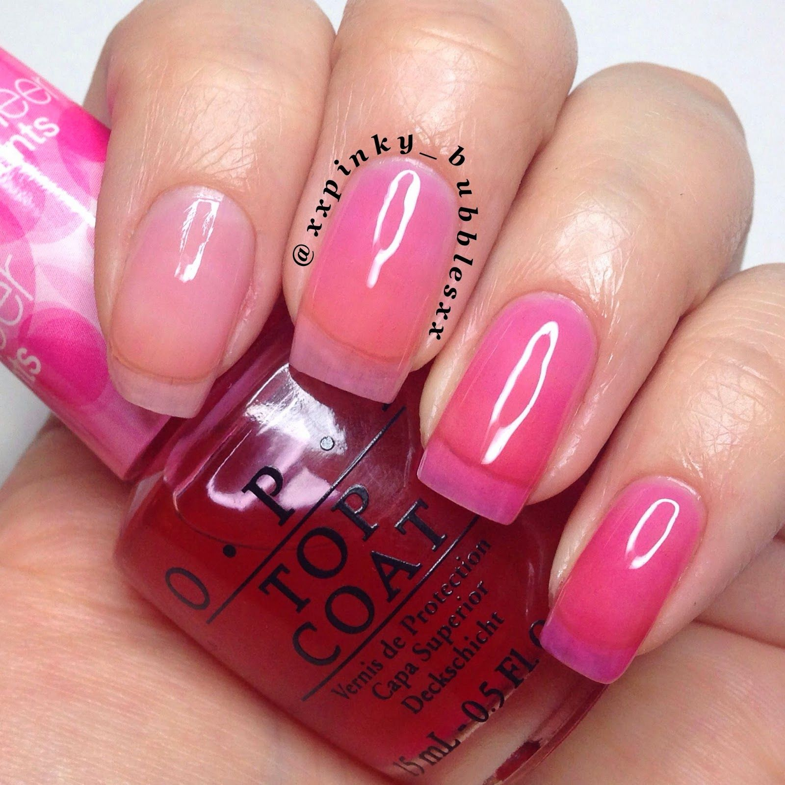 O.P.I - Sheer Tints - Be Magentale With Me | ネイル | Pinterest ...