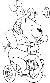 Image Result For Winnie The Pooh Colouring Pages Coloring