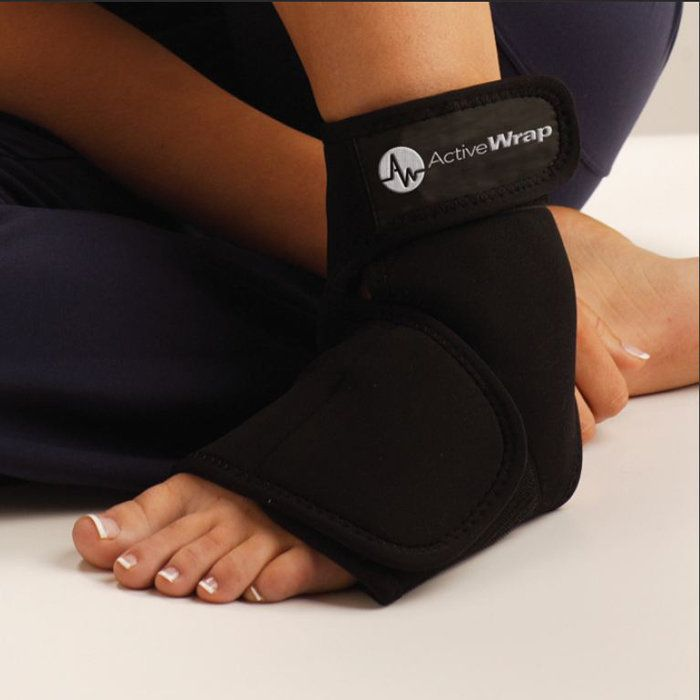 ActiveWrap's® patented all-in-one heat and ice therapy ...