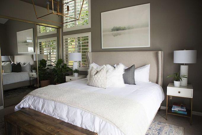 Kailee Wright Master Bedroom Revealbecki Owens Main