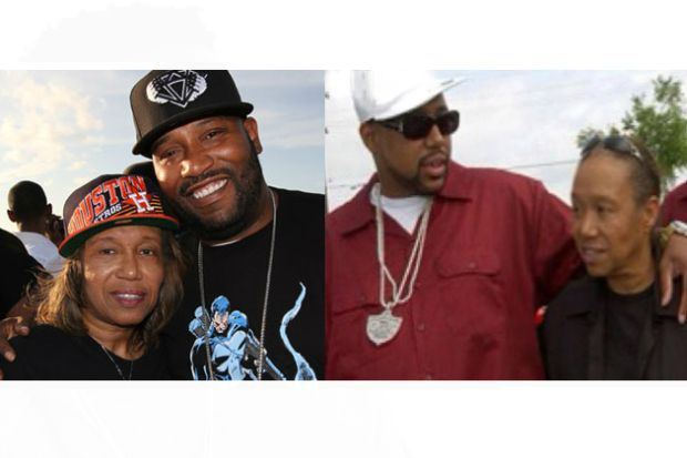 """Weslyn """"Mama Wes"""" Monroe, the mother of the late Pimp C, has"""