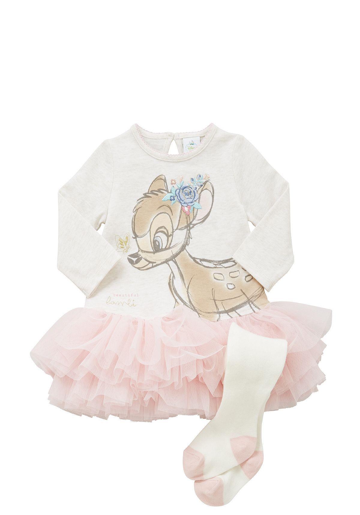 Tesco direct disney bambi tutu dress and tights set bambi tesco direct disney bambi tutu dress and tights set negle Images