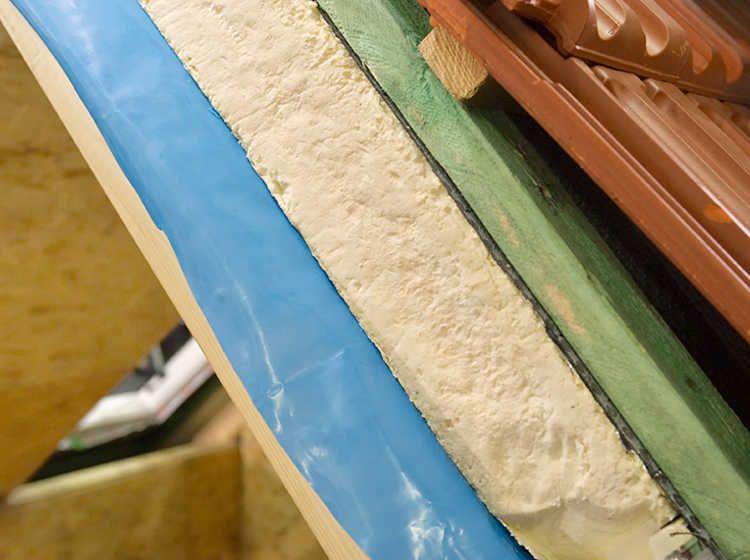 Kaltdach Aufbau Vorteile Nachteile Tipps Rohbau
