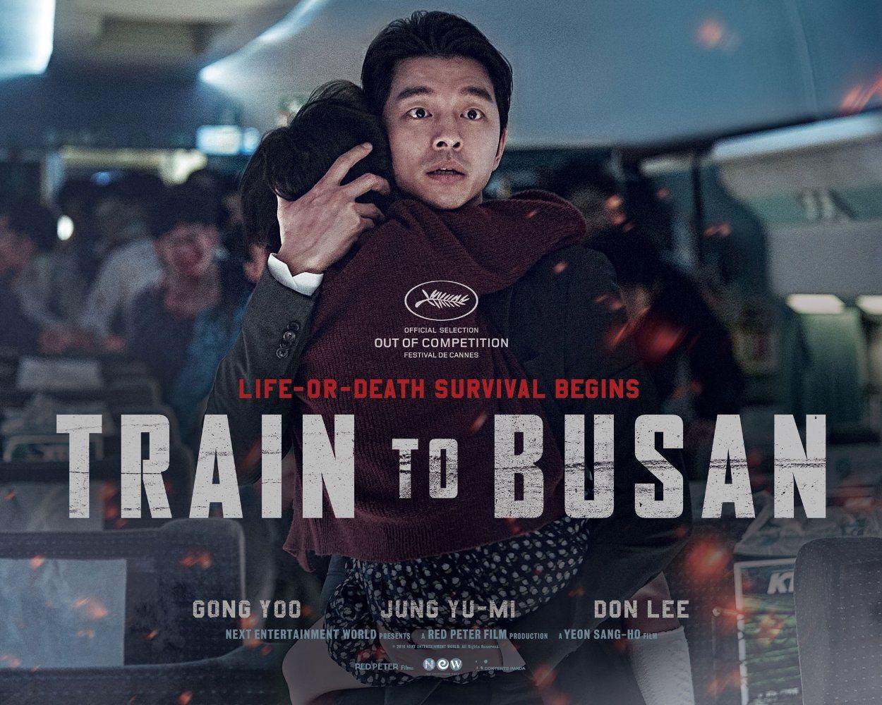 Train to Busan (2016) | Train to busan movie, Busan, Best zombie movies