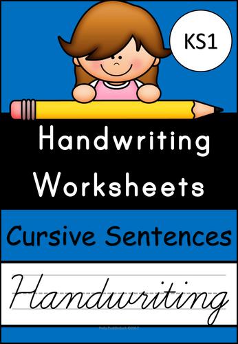 cursive handwriting worksheets for ks1 teaching resources handwriting worksheets cursive. Black Bedroom Furniture Sets. Home Design Ideas