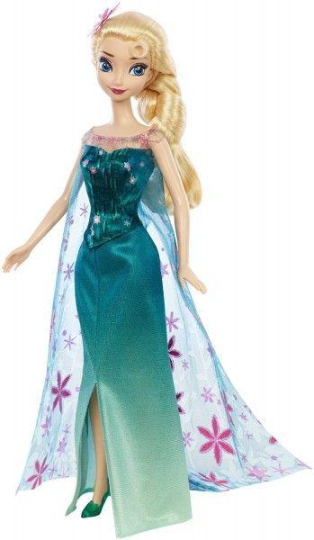 New Frozen Fever Dolls from Mattel