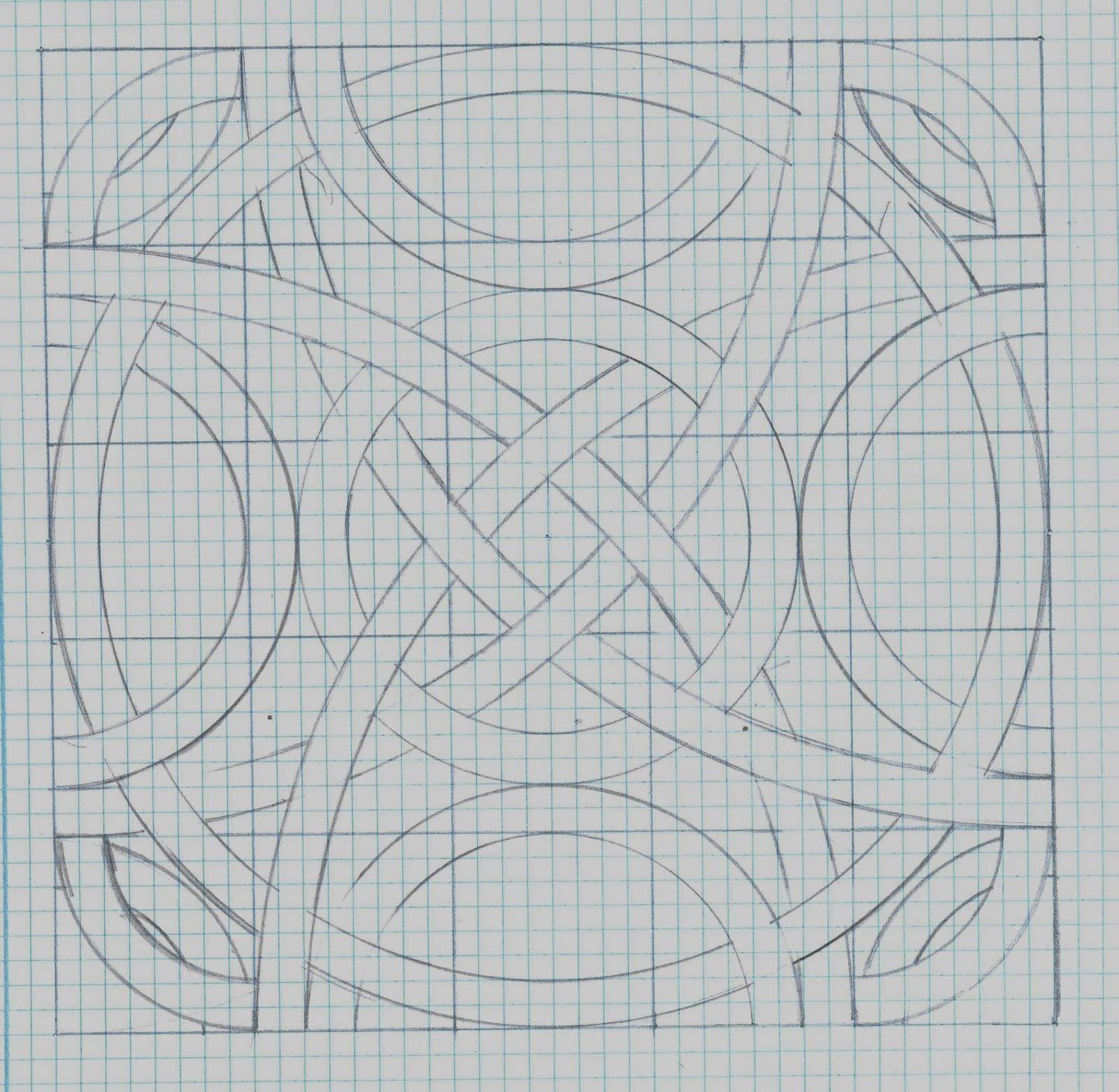 crear dibujo nudo celta en t - Google Search | doodles | Pinterest ...