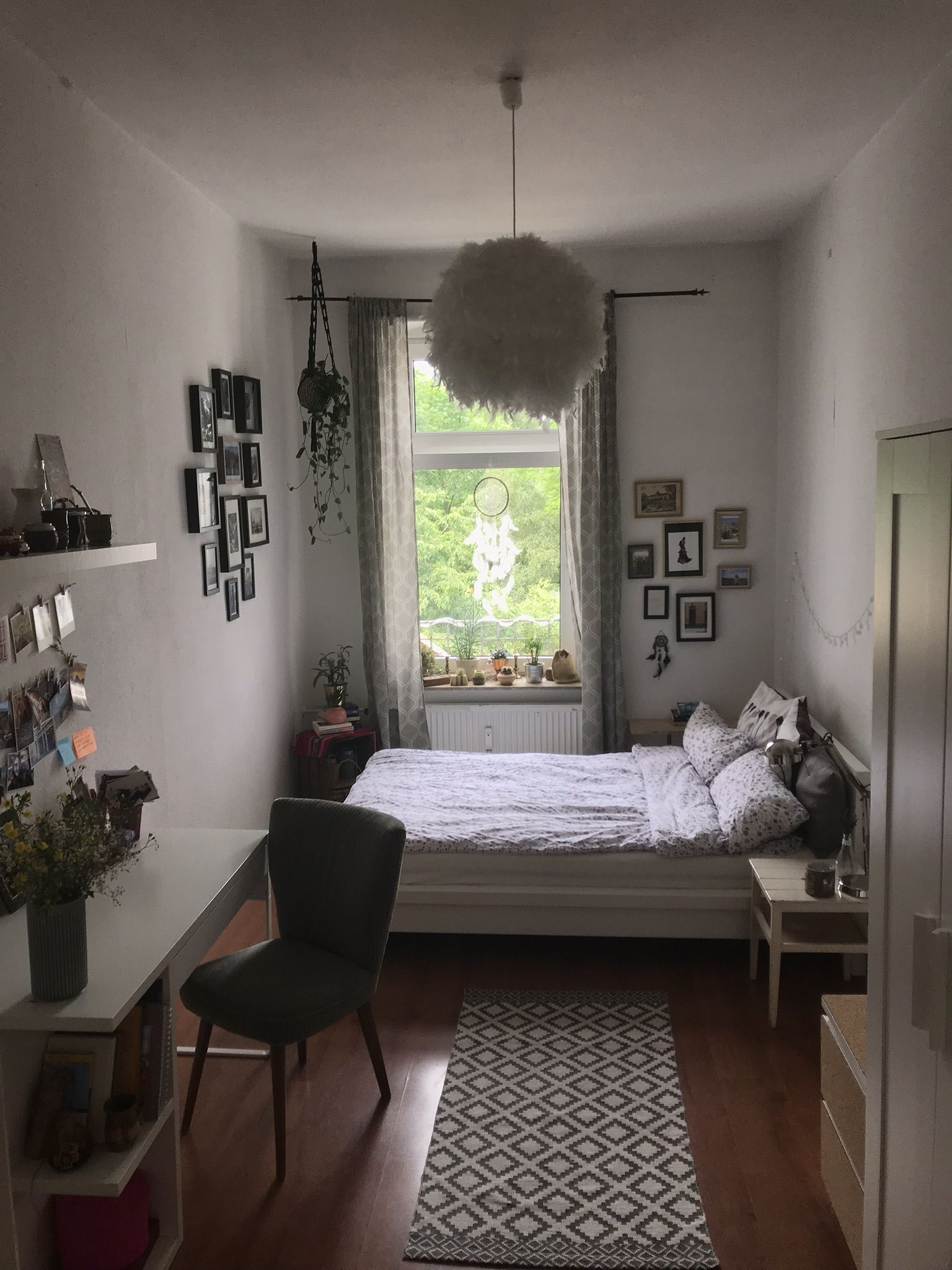 Kleines Aber Feines Zimmer Wg Zimmer Einrichten Ideen Zimmer Einrichten Jugendzimmer Kleine Wohnung Schlafzimmer