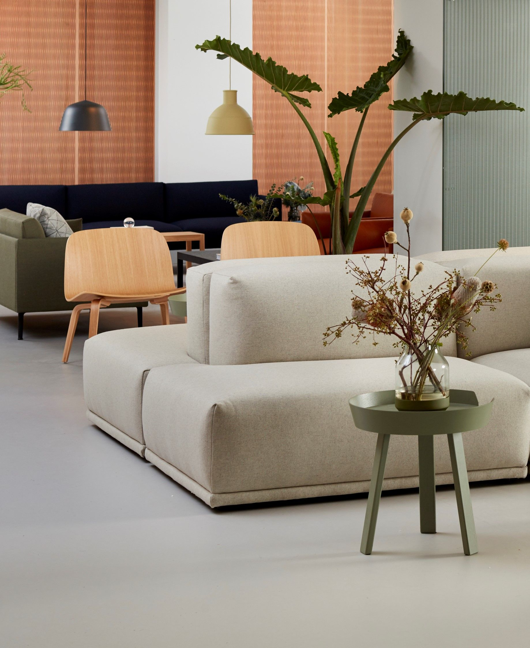 The Connect Modular Sofa System