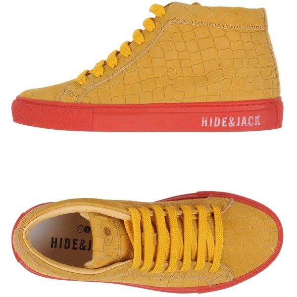 FOOTWEAR - High-tops & sneakers Hide & Jack GlgO9dB