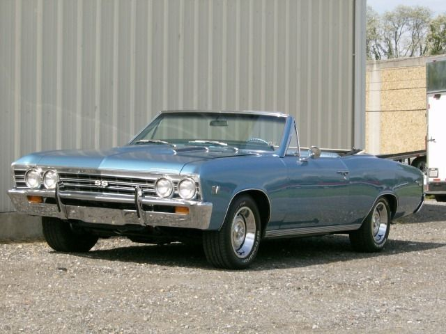 1967 Chevrolet Chevelle Ss 396 Convertible For Sale In Linthicum