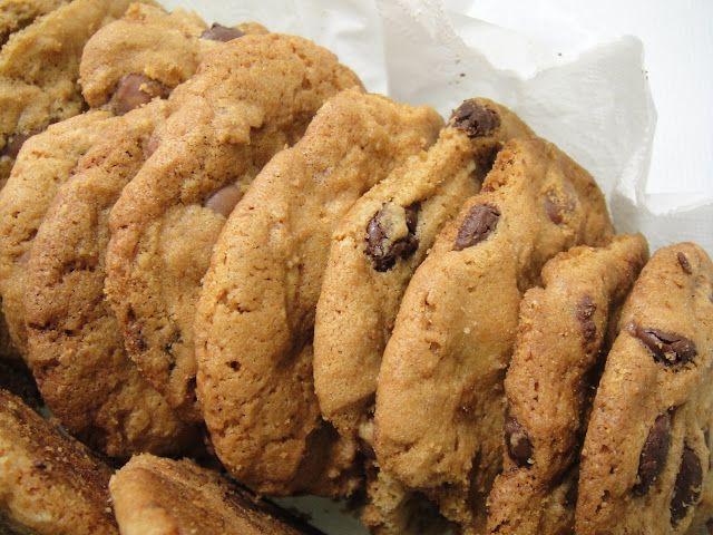 Café das Quatro: Cozinha das Quatro: Cookies de chocolate